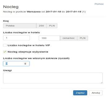 Nocleg
